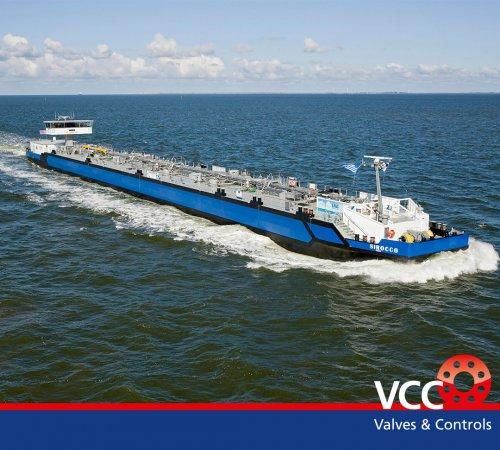 LNG brandstof van de toekomst| VCC BV