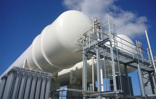 cryogene tank