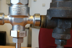 Verschil bouwlengte AGA Cryo AB en Herose 4186