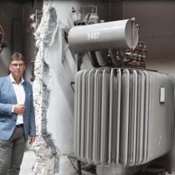 Oliegekoelde transformatoren binnen de industrie