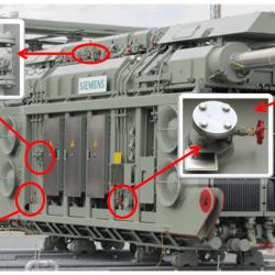 Speciale afsluiters voor oliegekoelde transformatoren