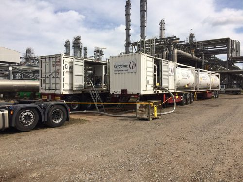 Cryotainer - VCC BV - Samenwerking