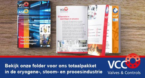 Nieuwe folder - 2020 - VCC BV