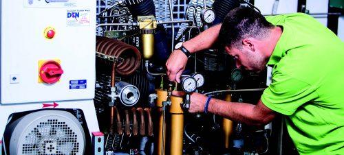 Compressed Air Gas - Industrie Veerveiligheid - VCC BV