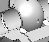 VCC BV Tips Cryogene kogelkraan