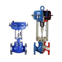 Compressed air/gas regelkleppen