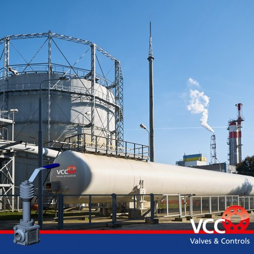 Cryogene kogelkranen - Tips VCC BV