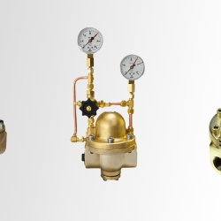 Altijd constante druk met de LTD-1 drukregelaar