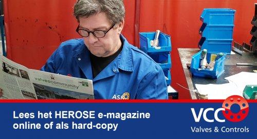 HEROSE magazine VCC BV