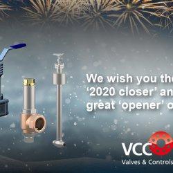 VCC BV kijkt er naar uit om volgend jaar weer bij u te mogen leveren