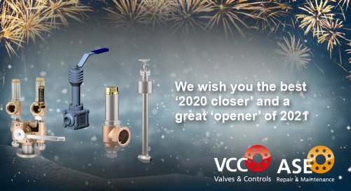 VCC BV Kerstupdate
