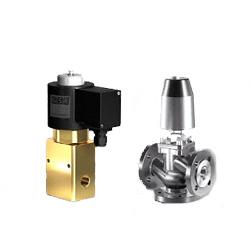 Stoom - Productcategorie Magneetventielen - VCC BV