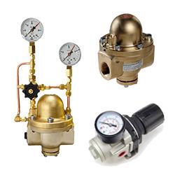 Compressed air-gas - Drukregelaar Reduceertoestel - VCC BV