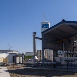 VSL bouwt eerste kalibratie station voor LNG flowmeters in de wereld, gesponsord door onder andere VCC BV en HEROSE