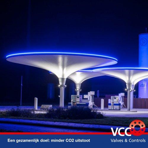 Een gezamenlijk doel: de CO2 uitstoot reduceren | VCC BV