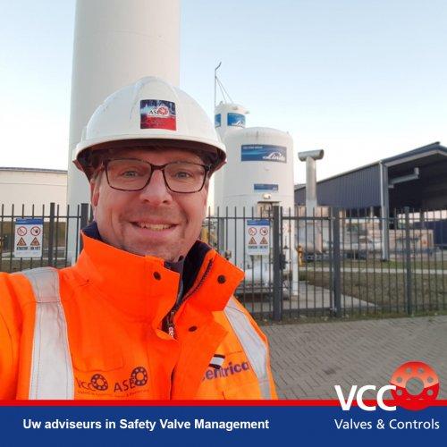 Safety Valve Management adviseurs - VCC BV