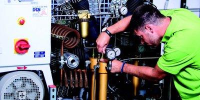 Perslucht en technische gassen - VCC BV