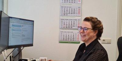VCC BV | Nieuwe medewerker Karin