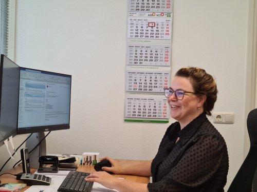 VCC BV   Nieuwe medewerker Karin