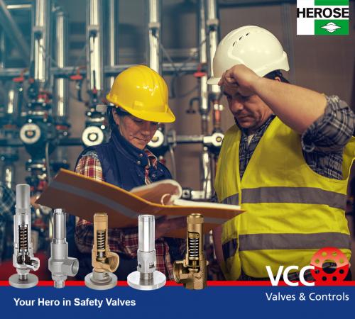 HEROSE - VCC BV - Safety Valves