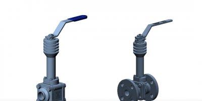 Vinco Valves - Cryogene kogelafsluiters - VCC BV