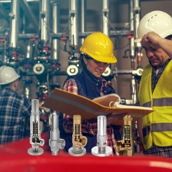 Your hero in Safety Valves